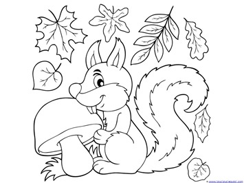 fall coloring 2 fall coloring 4 - Fall Coloring Pages Free