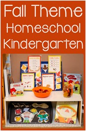 Fall Theme Kindergarten Fun