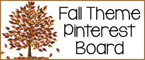 Fall Theme Pinterest Board