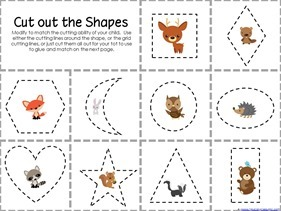 Forest Animals Printables (3)