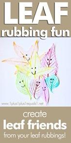 Leaf-Rubbing-Craft--Make-Leaf-Friend