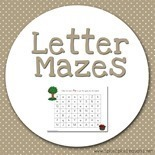 Letter Mazes[5][2][2][2]
