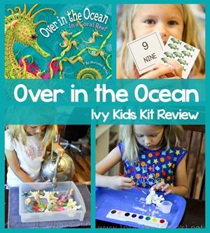 Over in the Ocean Ivy Kids Kit