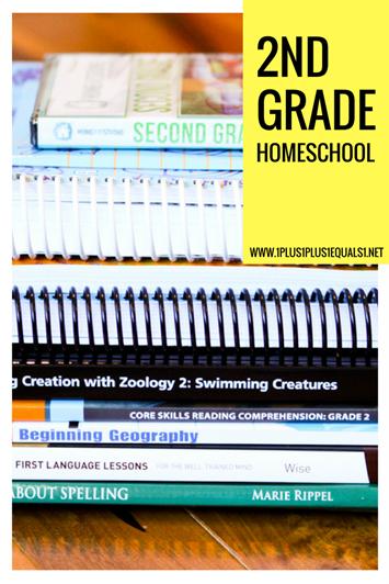 2nd Grade Homeschool