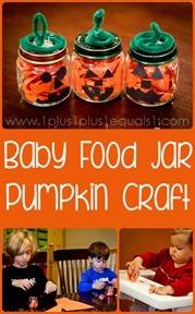 Baby Food Jar Pumpkin Craft[4]