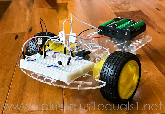 EEME Q the Robot -7801