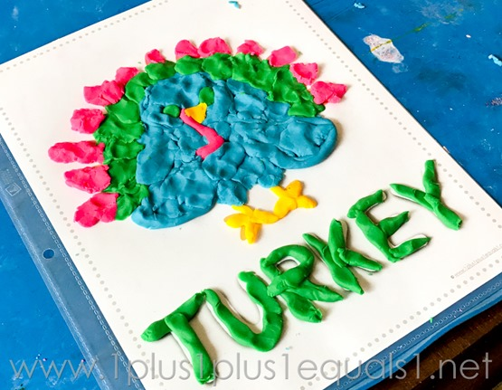 Fall Play Dough Mats -7822