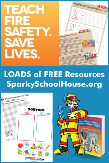 Free Fire Safety Resources SparkySchoolHouse.org