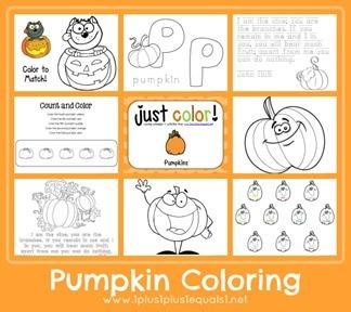 Pumpkin Coloring[4]