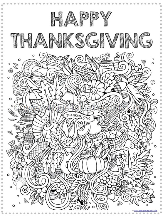 Thanksgiving Bible Verse Coloring (1)