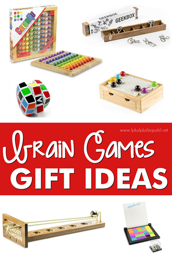 Brain Games Gift Ideas