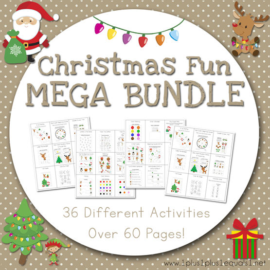 Christmas Fun Mega Bundle