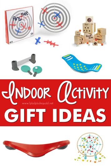 Indoor Activity  Gift Ideas