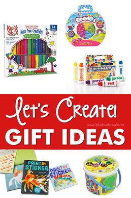 Let's Create! Gift Ideas