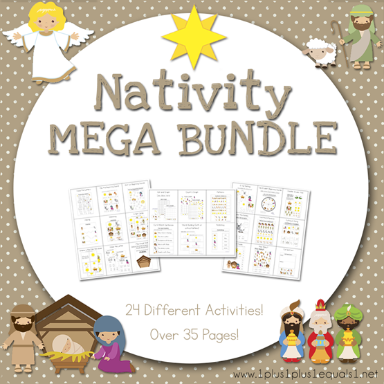 Nativity Mega Bundle