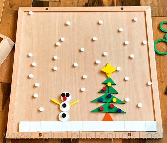 Spielgaben Christmas -0172