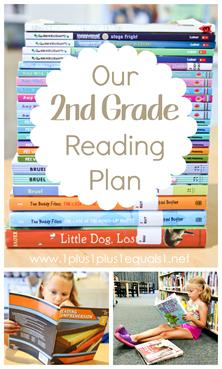 2nd-Grade-Homeschool-Reading-Plan