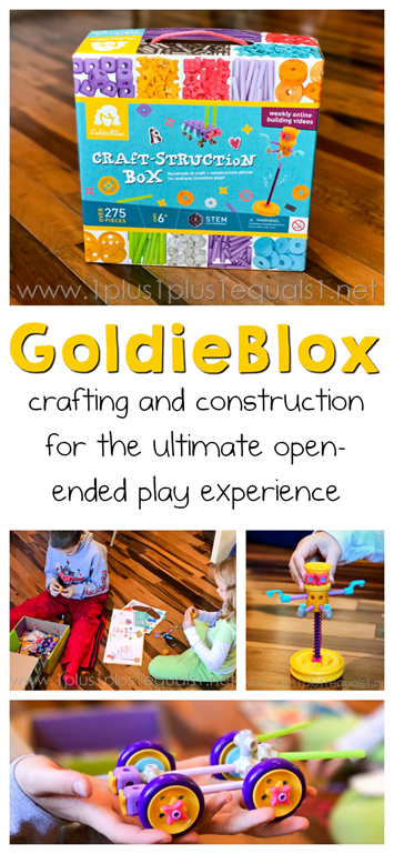 GoldieBlox Review