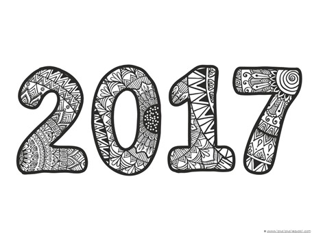 New Year Coloring Pages (3)