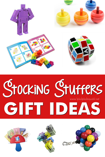 Stocking Stuffer Gift Ideas 1 1 1 1