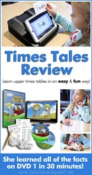 Times Tables DVD Review Make Multiplication Fun