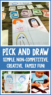 Pick and Draw