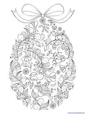 Easter Coloring (5)