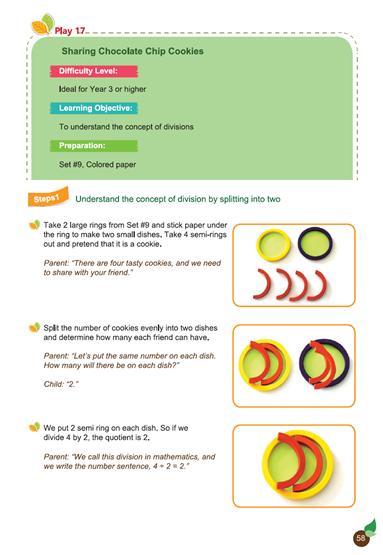 Spielgaben Math Guide 2 p 58