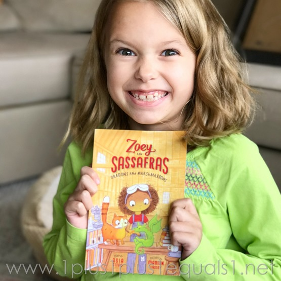 Zoey and Sassafras -
