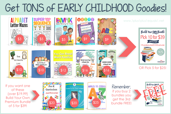 BYB 2017 Early Childhood Resources