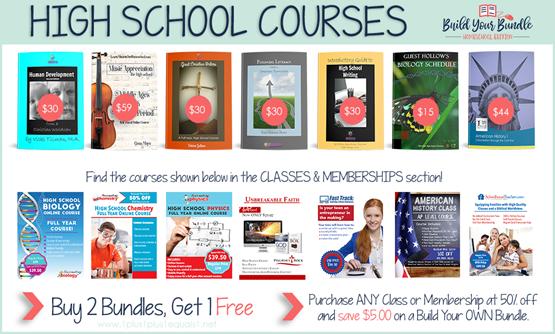 BYB 2017 High School Courses