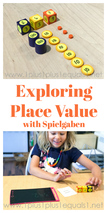 Exploring Place Value with Spielgaben