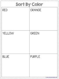 Sorting Colors (3)