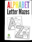 alphabet-letter-mazes