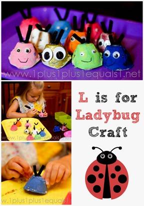 Ladybug Craft