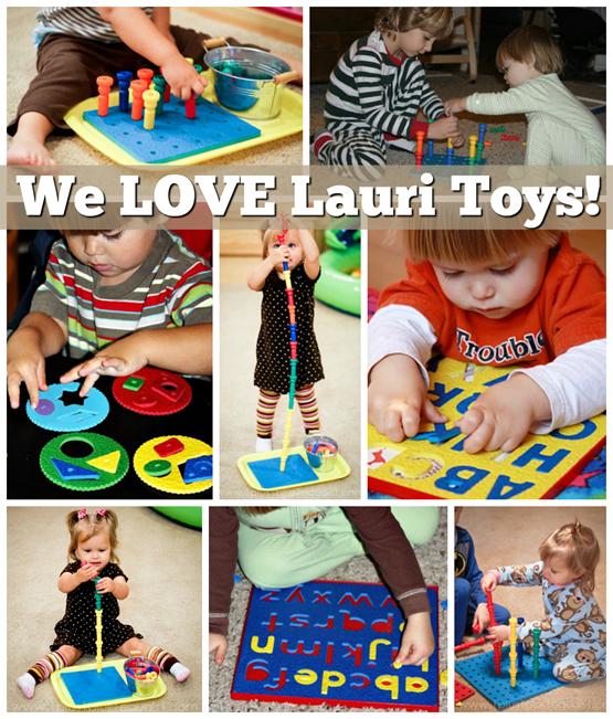 1 1 1=1 Loves Lauri Toys