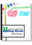 31_Ways_to_Practice_Spelling_Words