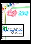 31_Ways_to_Practice_Spelling_Words