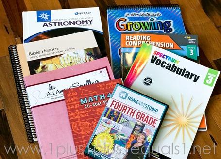 3rd Grade Homeschool Curriculum-3
