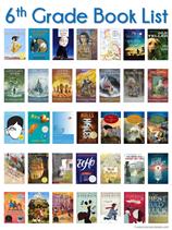 6th Grade Book List