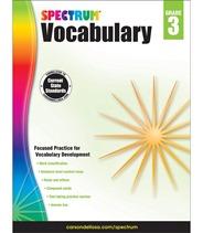 Spectrum Vocabulary 3