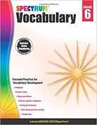 Spectrum Vocabulary 6