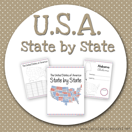 USA State by State