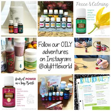 Oily Little World on Instagram