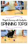 Spinning Tops with Spielgaben
