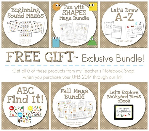 Free Gift from 1 1 1=1 UHB 2017 Flash Sale