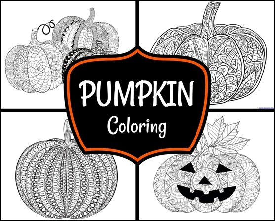 Pumpkin Coloring Printables 3[4]