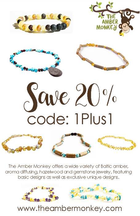 Amber Monkey Discount Code 1plus1