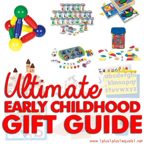 Ultimate Early Childhood Christmas Gift Guide FB