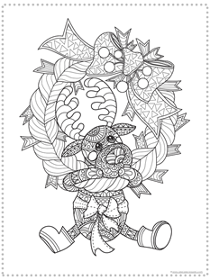 Christmas Coloring Pages (4)